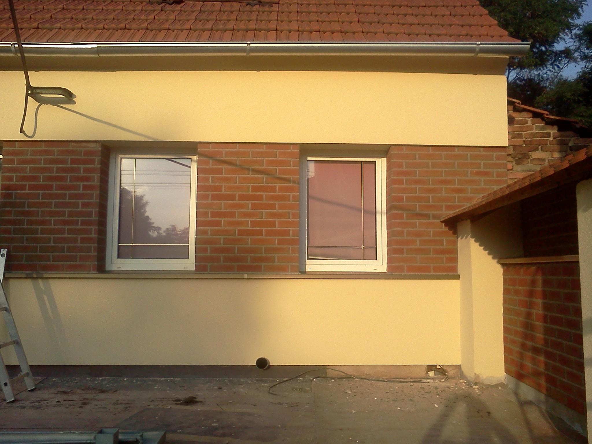 Okna / Plastová okna VEKA